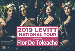 2019 Levitt National Tour