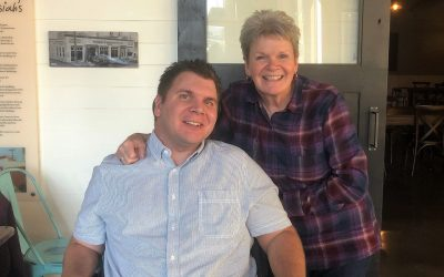 Hello, Neighbor!  Meet Levitt Fans Karyl and Ryan