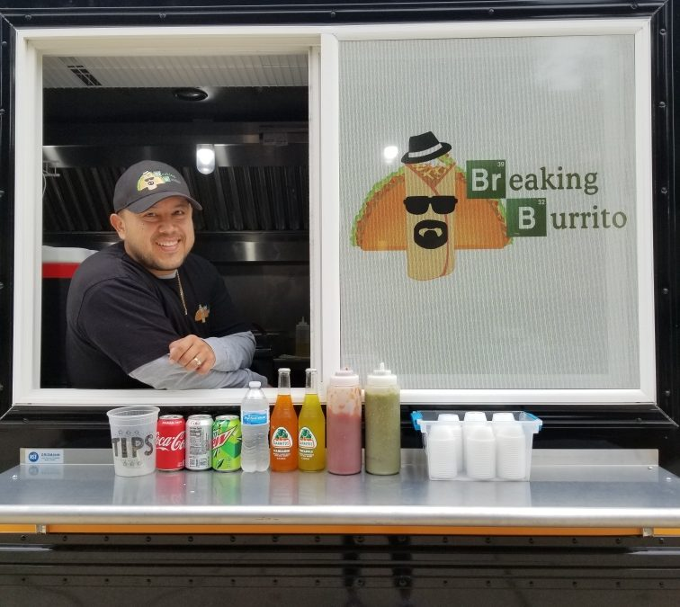 Hello, Neighbor! Meet Levitt Food Vendor Carlos