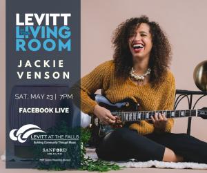 Jackie Venson FB Live