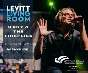 Levitt in Your Living Room-KORY the FIREFLIES