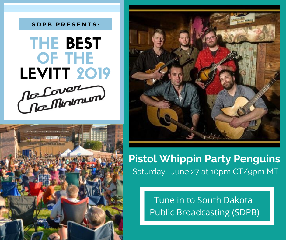 pistol whippin party penguins on sdpb