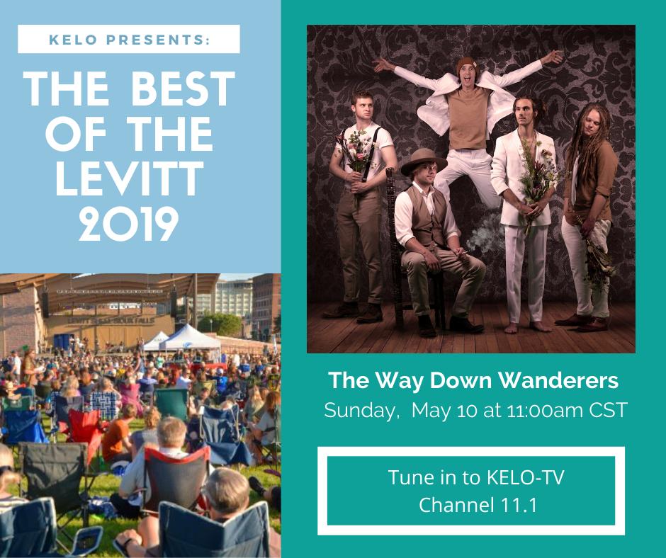 kelo broadcast: way down wanderers