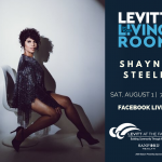 Shayna Steele levitt in your living room