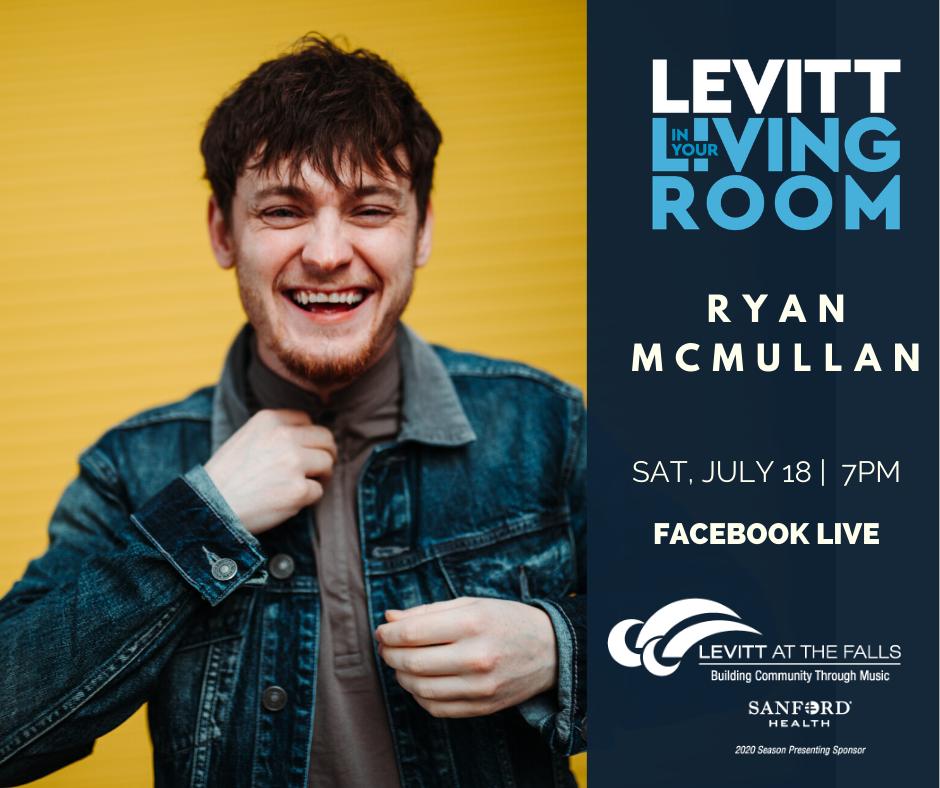 Ryan McMullan Levitt in Your Living Room