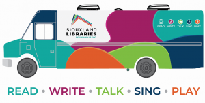 Siouxland Libraries Bookmobile