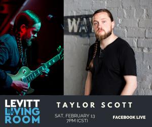 taylor scott - levitt in your living room