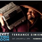 terrance simien levitt in your living room