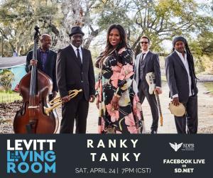 ranky tanky/ levitt in your living room