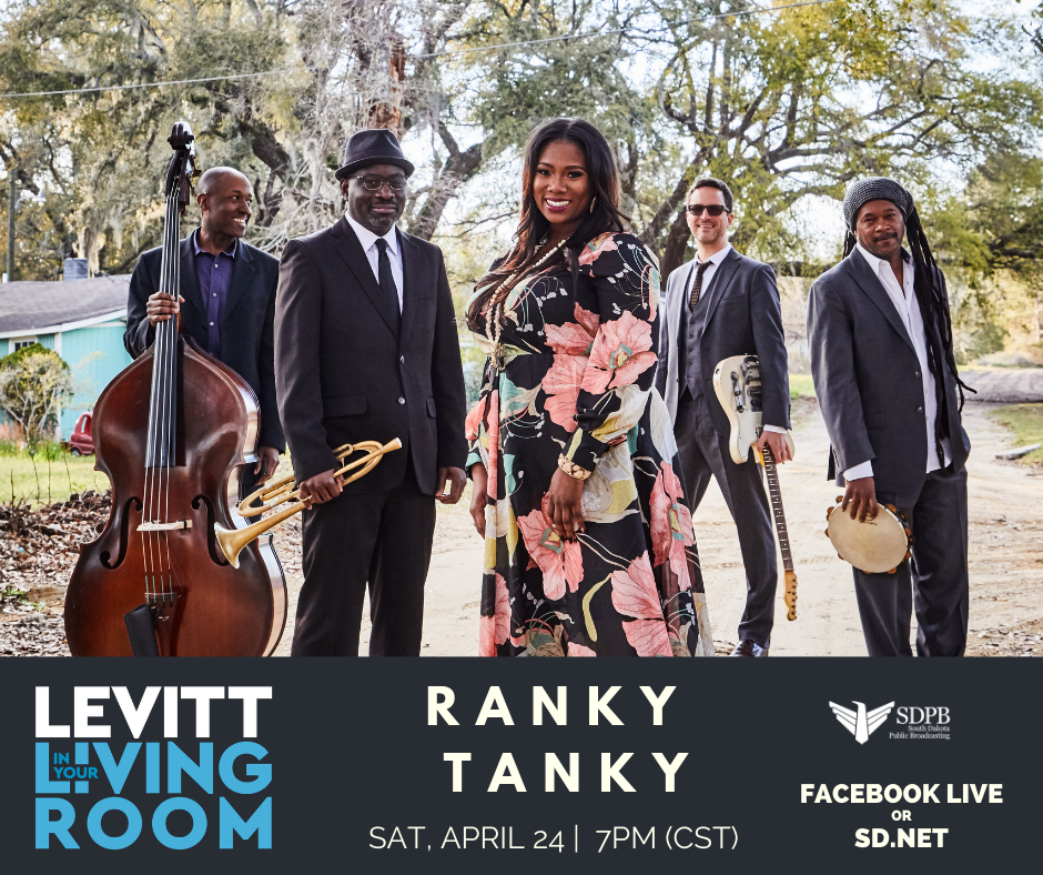 ranky tanky/ levitt in your living room
