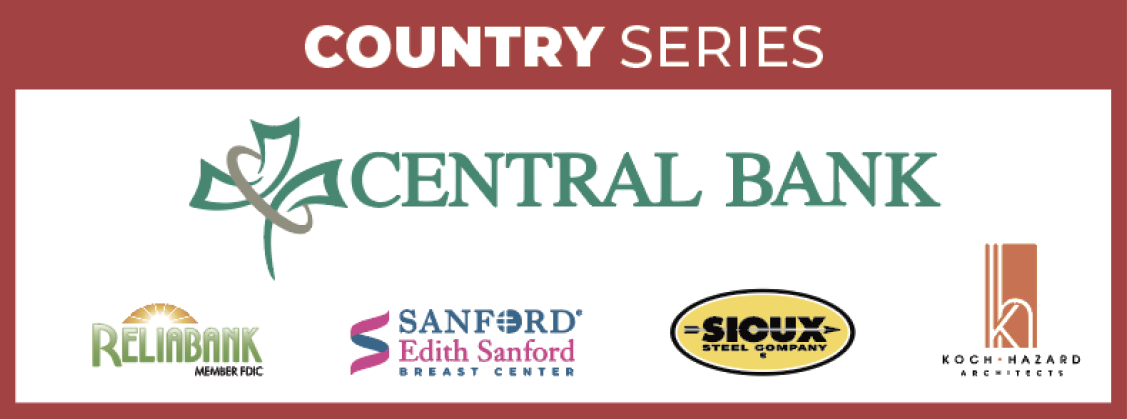 Country Series Sponsors