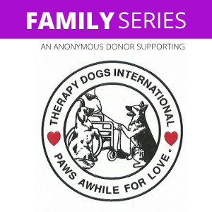 therapy dogs international FAMILY SERIES