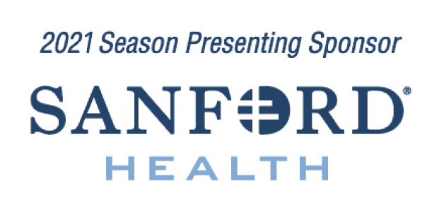 Sanford Health 2021 Season Presenting Sponsor