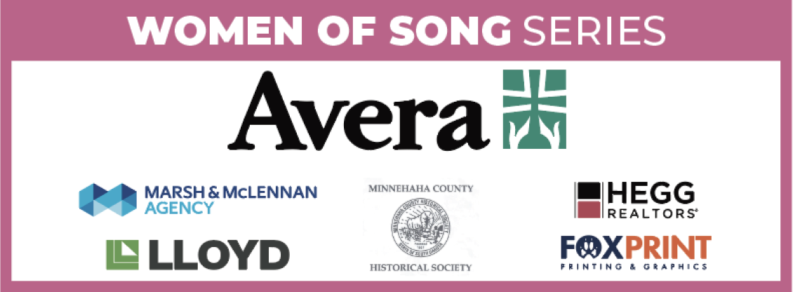 Women of Song Series