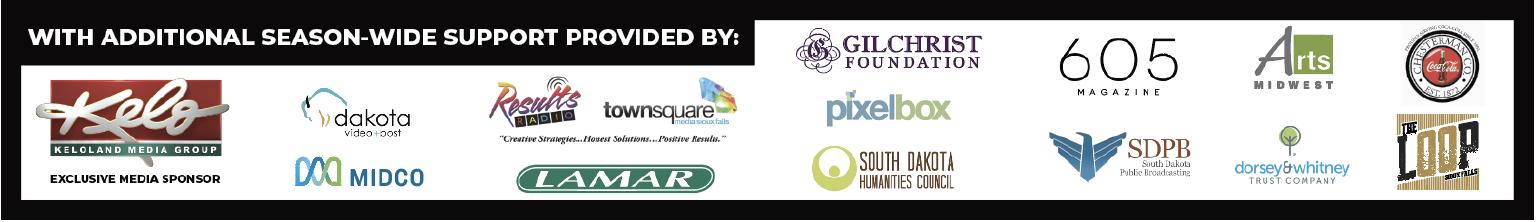 season-wide support sponsors