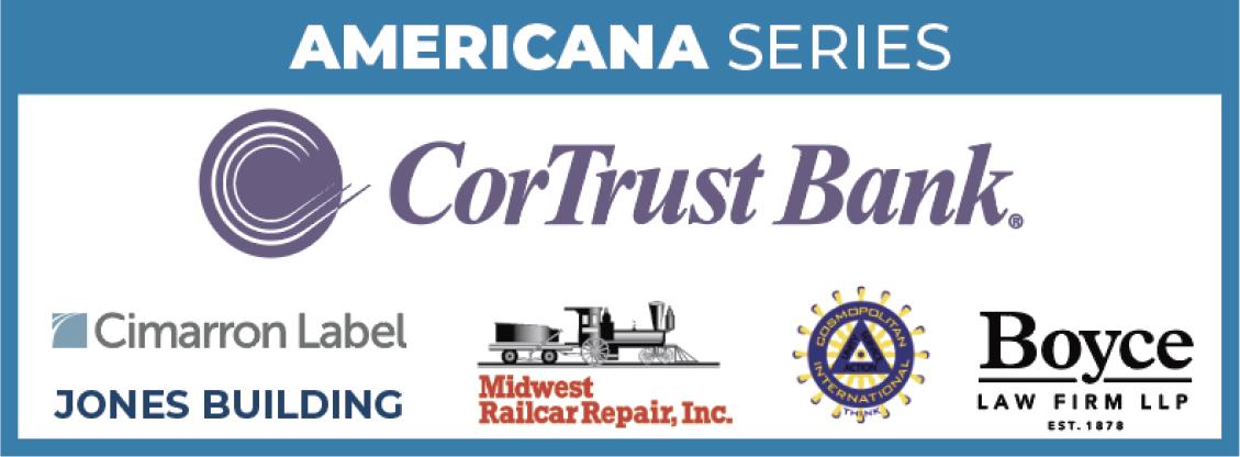 americana series sponsors