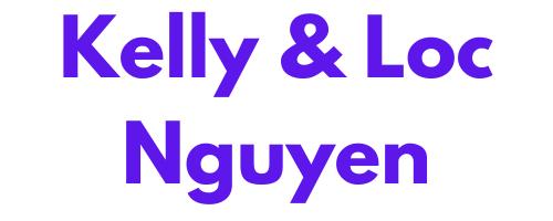 kelly & loc nguyen