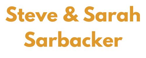steve & sarah sarbacker