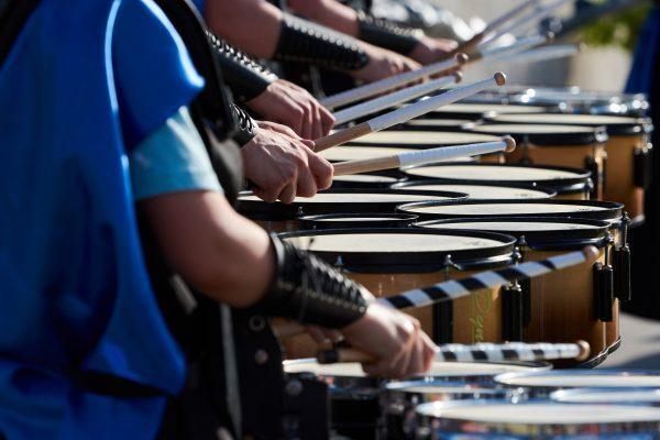 Groove drumline
