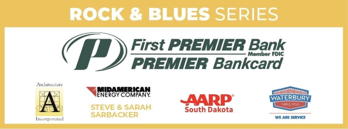 Rock and Blue series sponsors