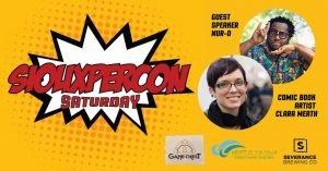 Siouxpercon Saturday