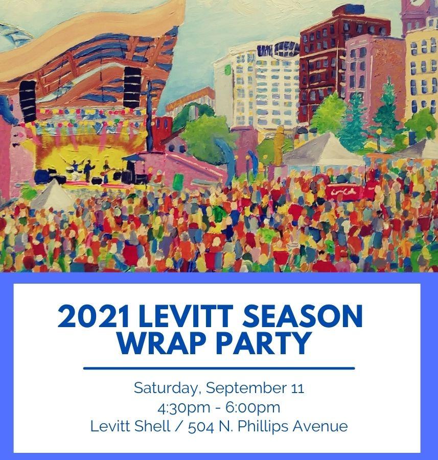 2021 Levitt Season Wrap Party