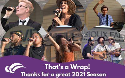 Celebrating the 2021 Concert Season