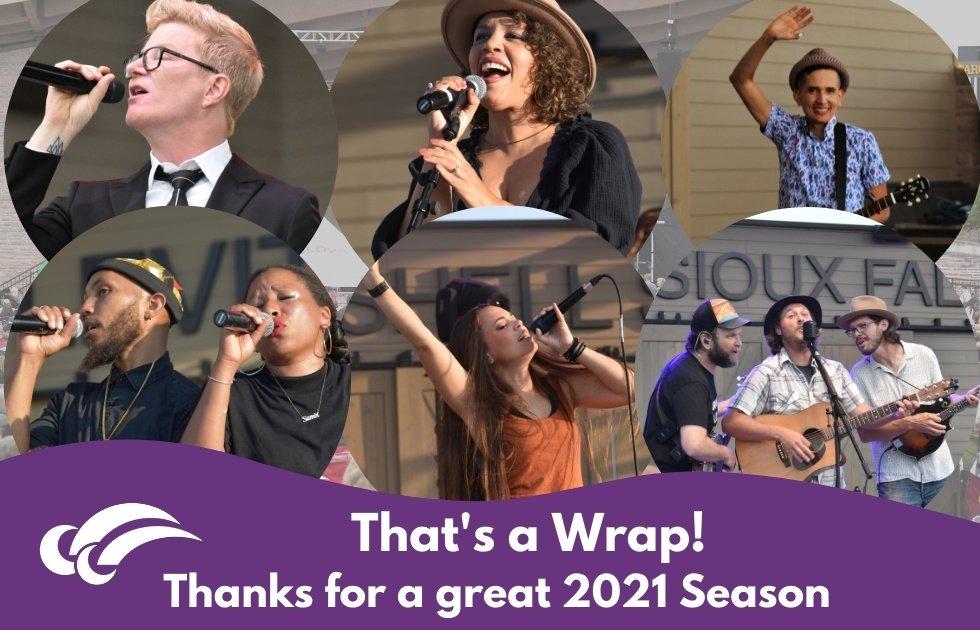 2021 season collage